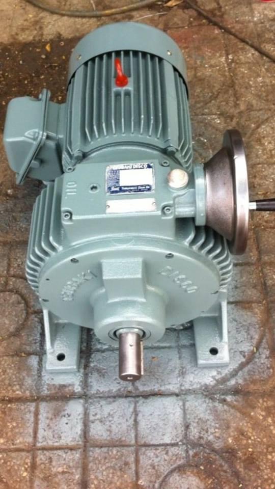 Motor Điều Tốc vô cấp...1.5kw...165-1000...TOSHIBA