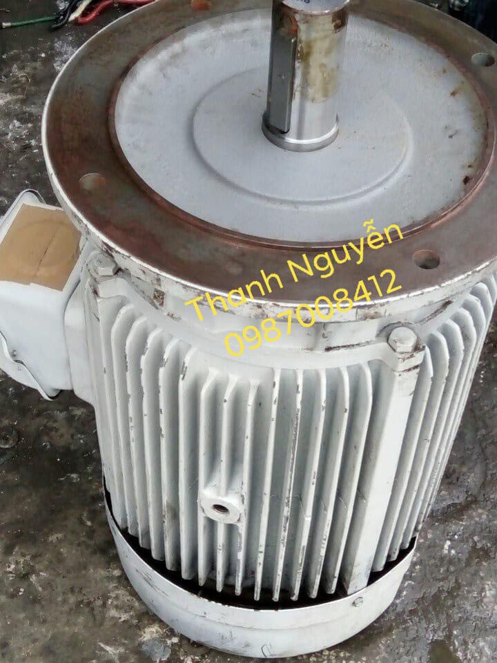Motor Mặt Bích 15kw 4P Fuij