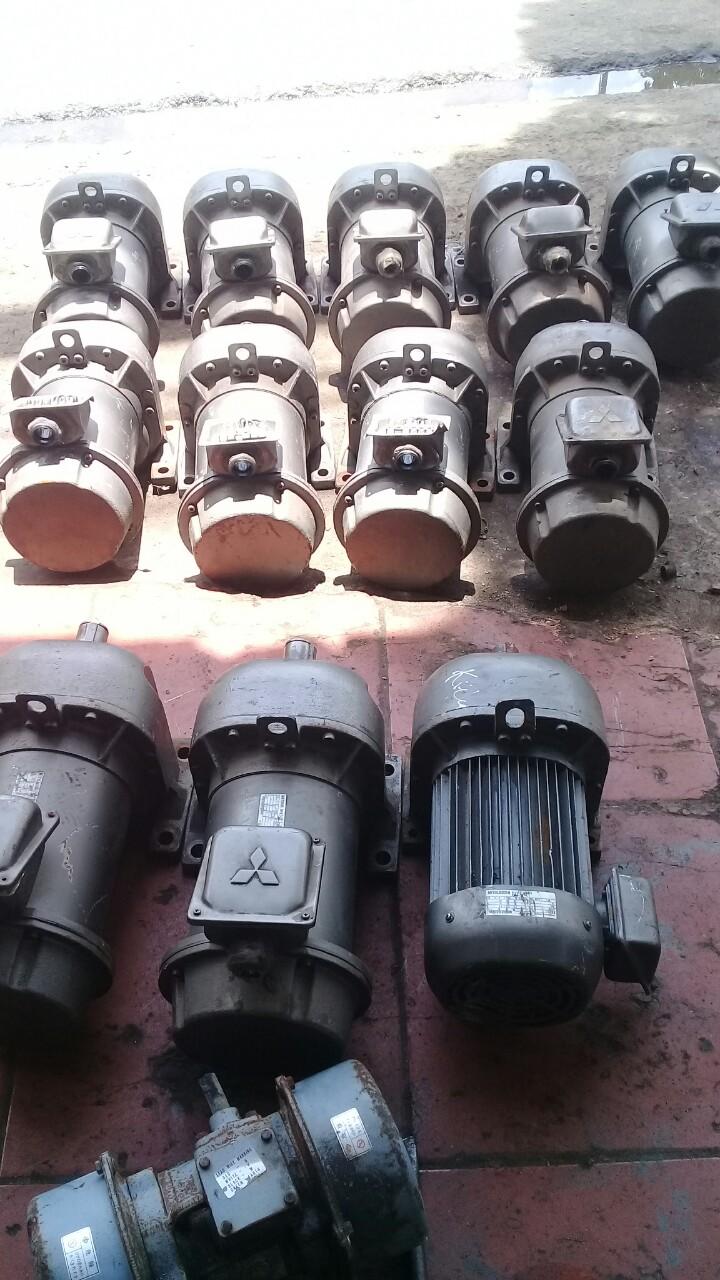 motor giam toc 2.2kw 1/60 misubisi